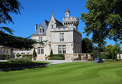 Chateau Pape Clement, Bordeaux, France