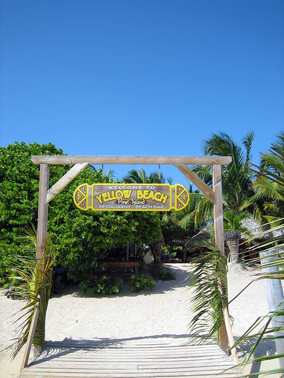 Pinel Island Saint Martin