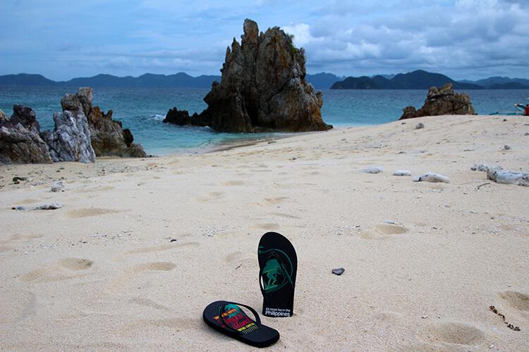 Lang-Aw Island, Coron, Philippines