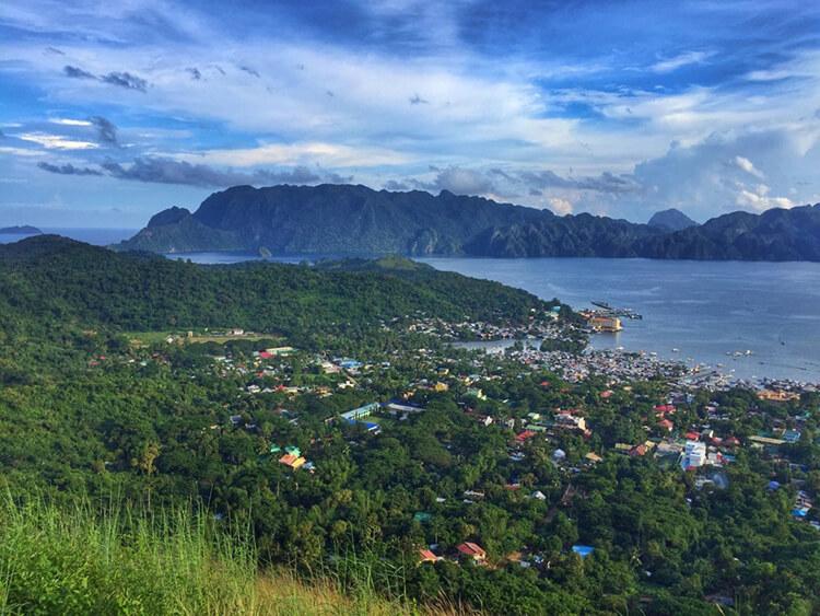 Mt. Tapyas, Coron, Philippines