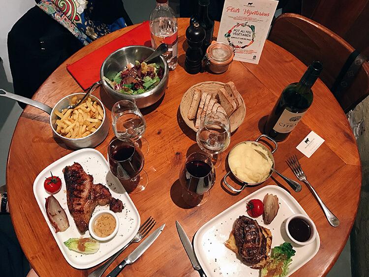 Le Brasserie Bordelaise