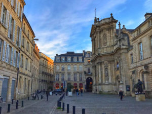 Cour Mably Bordeaux, France