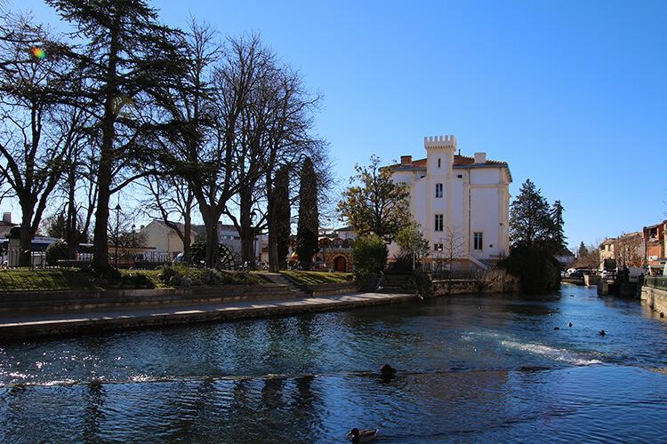 L'Isle-sur-la-Sorgue, Provence, France