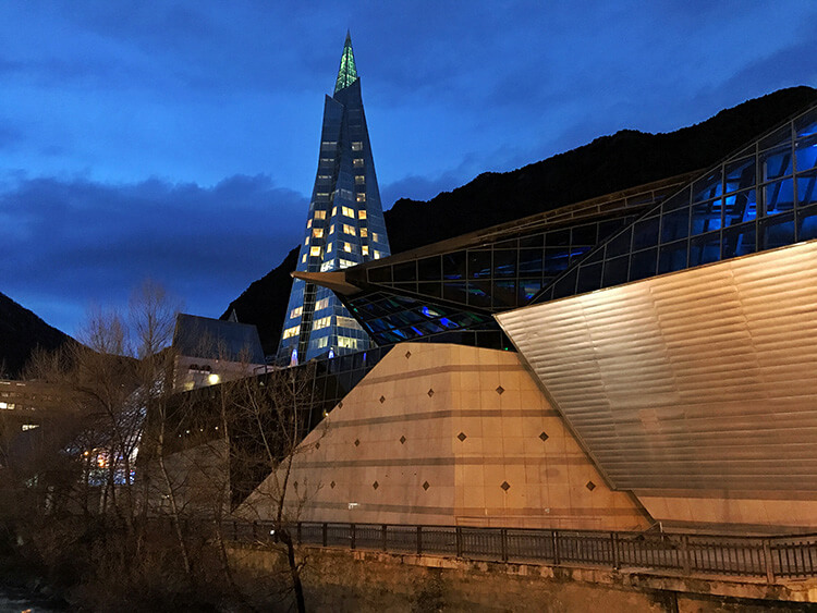 Caldea Spa Andorra