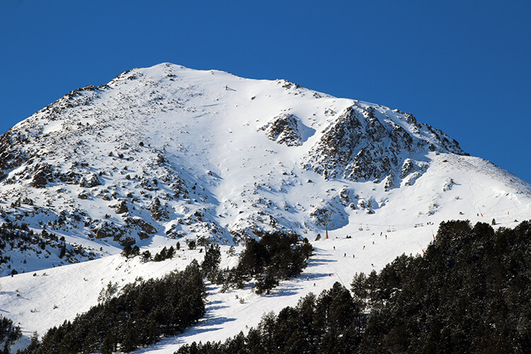 Grandvalira ski area, Andorra