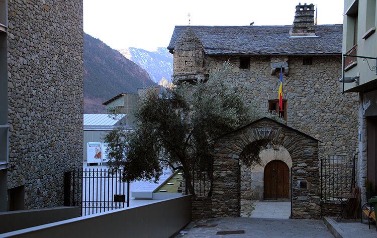 Casa del la Val, Andorra la Vella