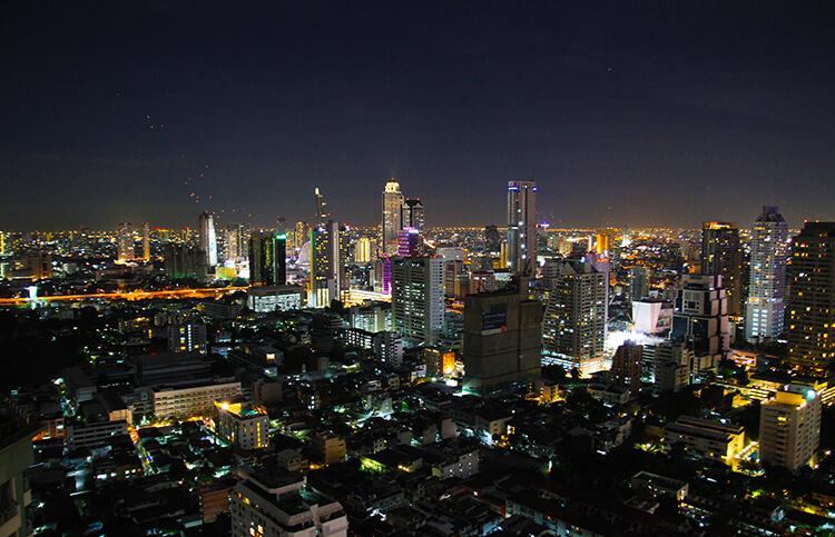 Anantara Sathorn Zoom Skybar, Bangkok