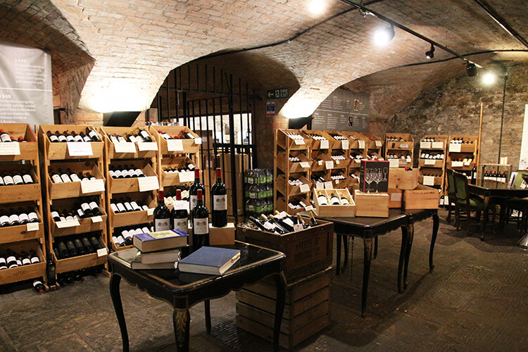 Averys Wine Merchants Bristol