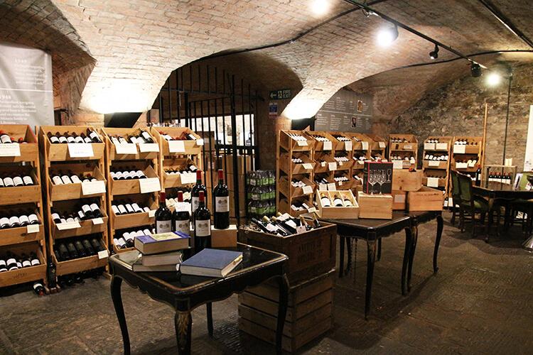 Averys Wine Merchants Bristol