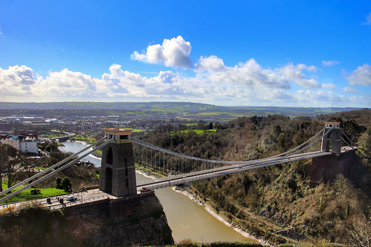 Clifton Suspension Bridge Bristol