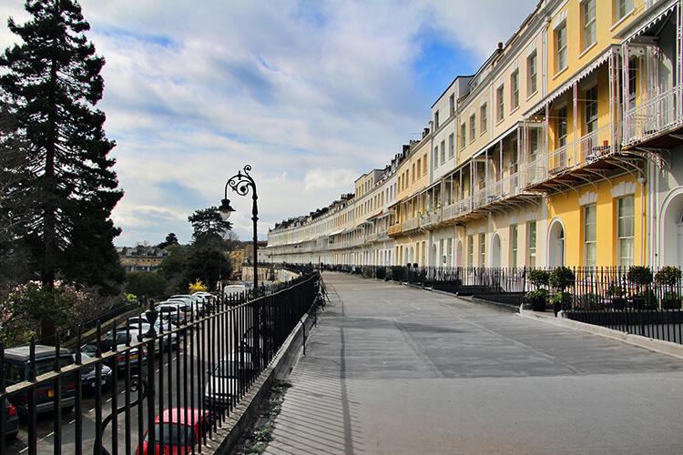 Royal York Crescent Clifton Village Bristol