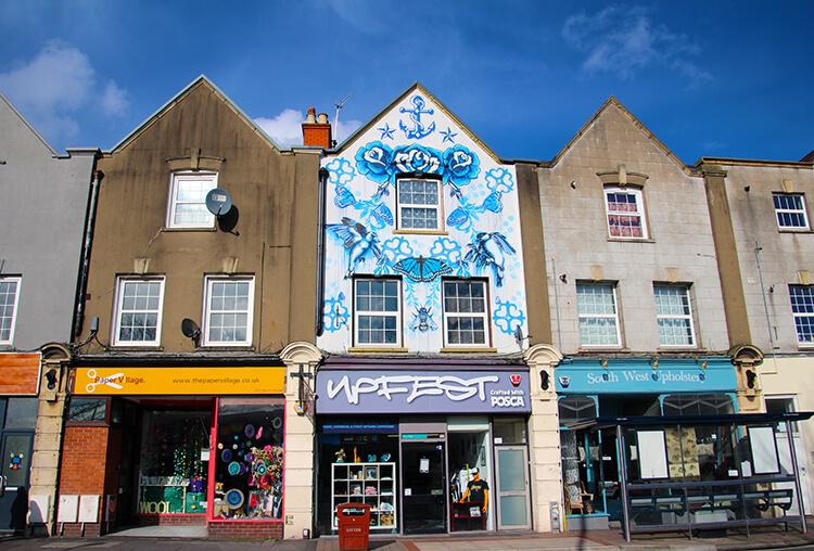 Upfest Gallery Bristol
