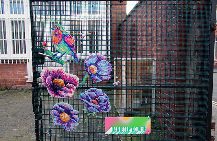 Bristol Urban Knitting