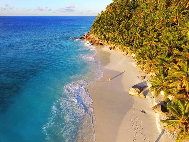 Anse Victorin, Fregate Island Private, Seychelles