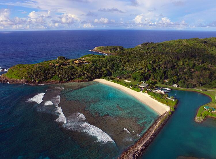 Marina Beach, Fregate Island Private, Seychelles