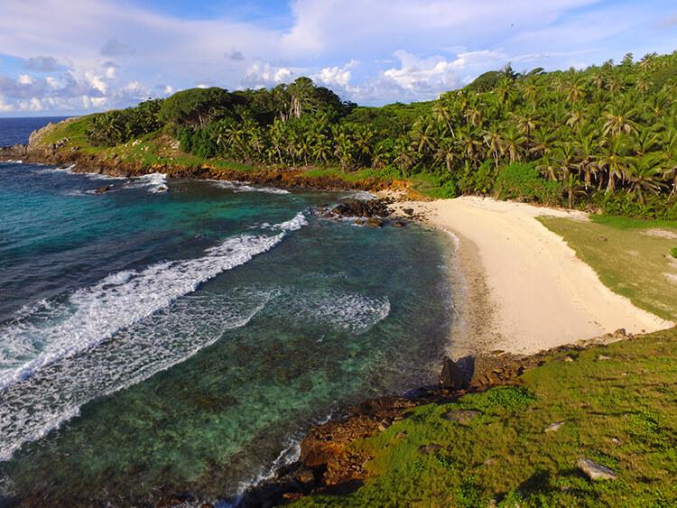 Anse Parc, Fregate Island Private, Seychelles