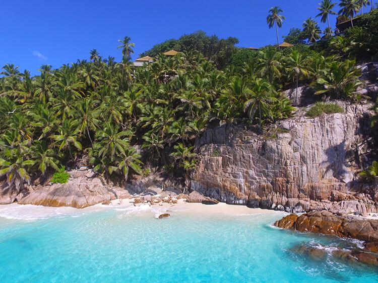 Anse Macquereau, Fregate Island Private, Seychelles
