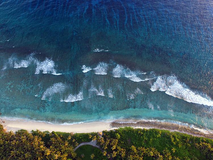 Grand Anse, Fregate Island Private, Seychelles