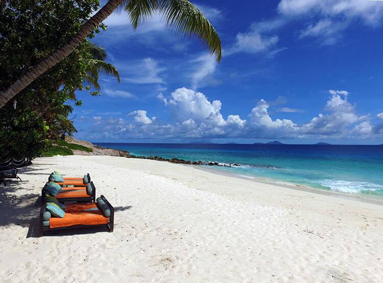 Anse Bambous, Fregate Island Private, Seychelles