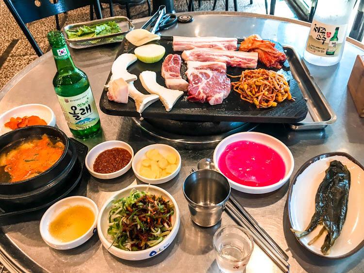 Jeju BBQ Pork