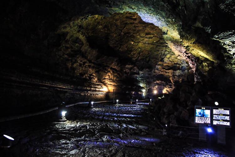 Manjanggul Lava Tube