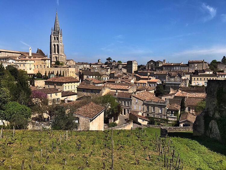 Saint-Emilion, France