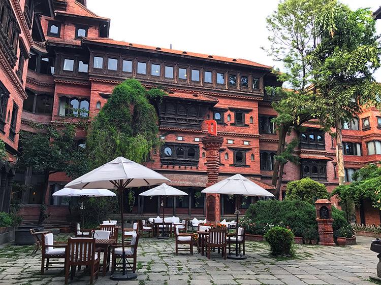 Dwarika's Hotel Kathmandu