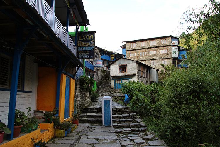 Laxmi Guesthouse Tikhedhunga