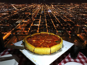 Date Night and Deep Dish at Skydeck Chicago