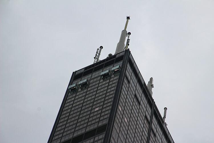 Willis Tower Ledges at Skydeck Chicago