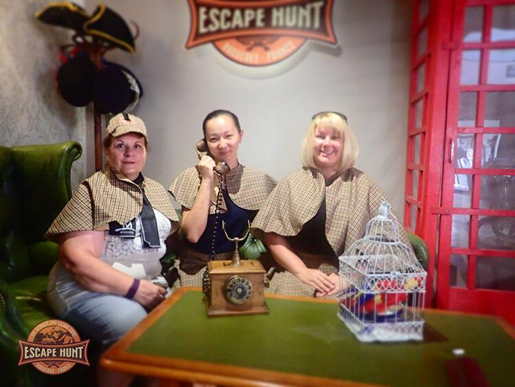 Bordeaux Escape Hunt
