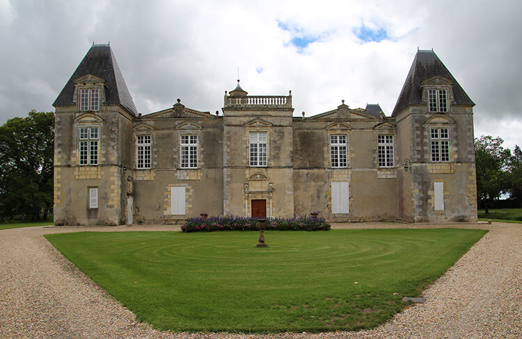Chateau d'Issan, Margaux, France