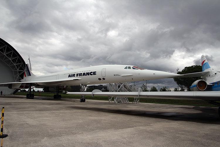 Aeroscopia Aeronautical Museum, Toulouse, France