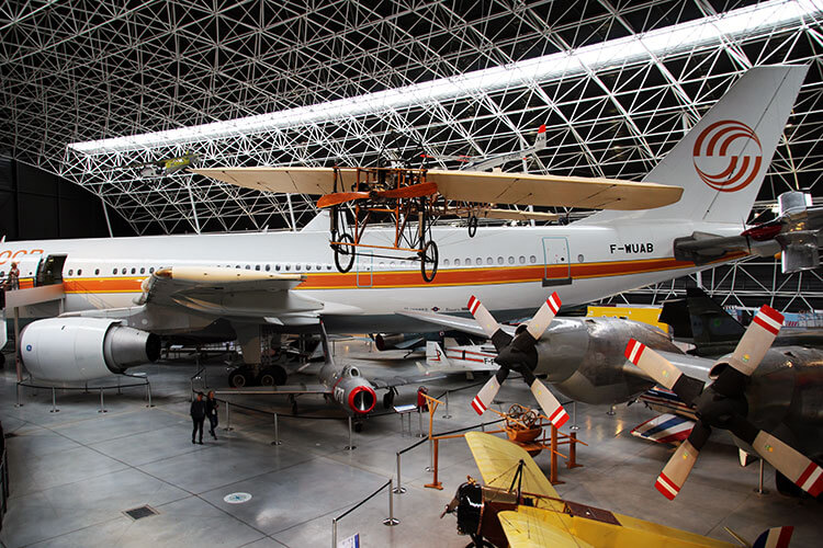 Aeroscopia Aeronautical Museum, Toulouse, France