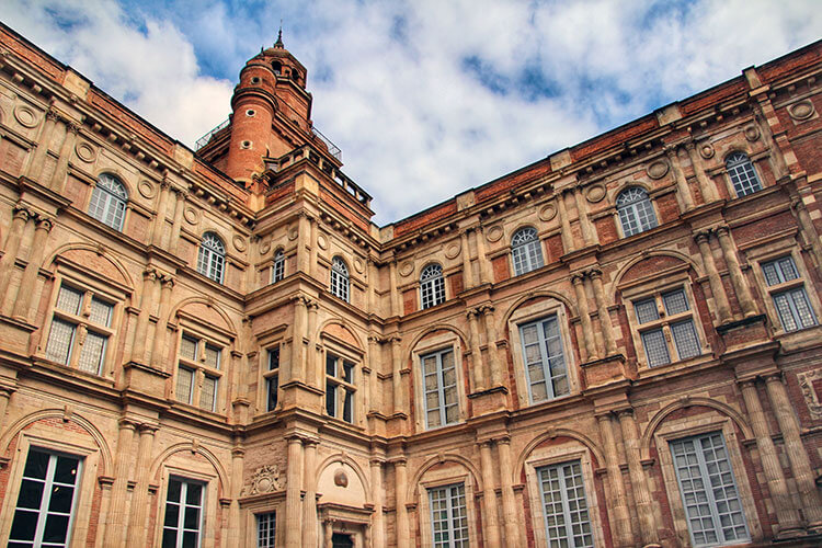 Hotel d'Assezat, Toulouse, France