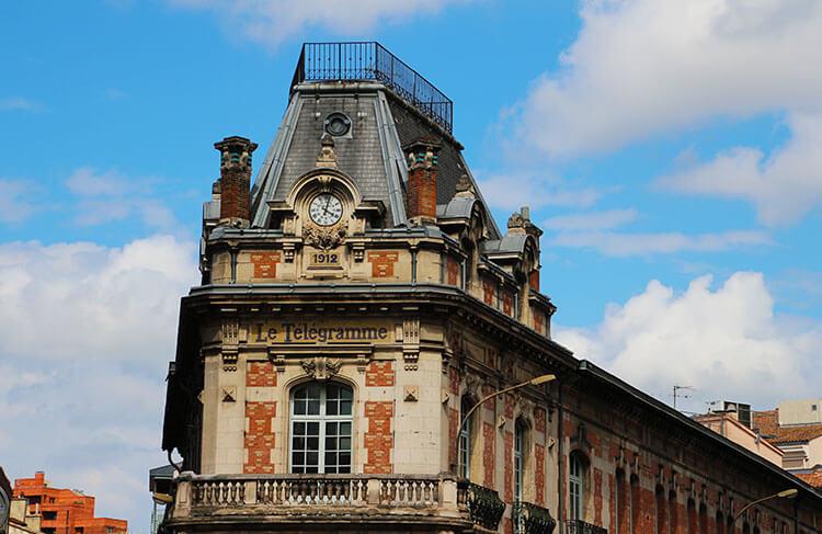 Le Telegram, Toulouse, France