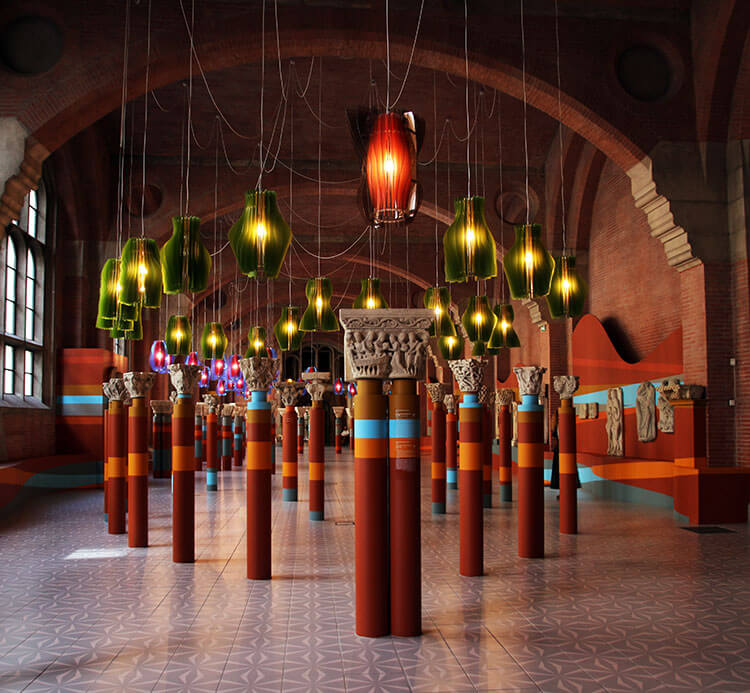 Musee des Augustins, Toulouse, France