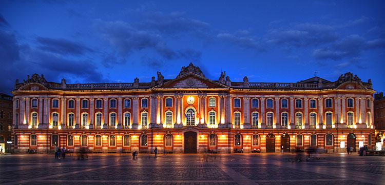 Place du Capitol, Toulouse, France