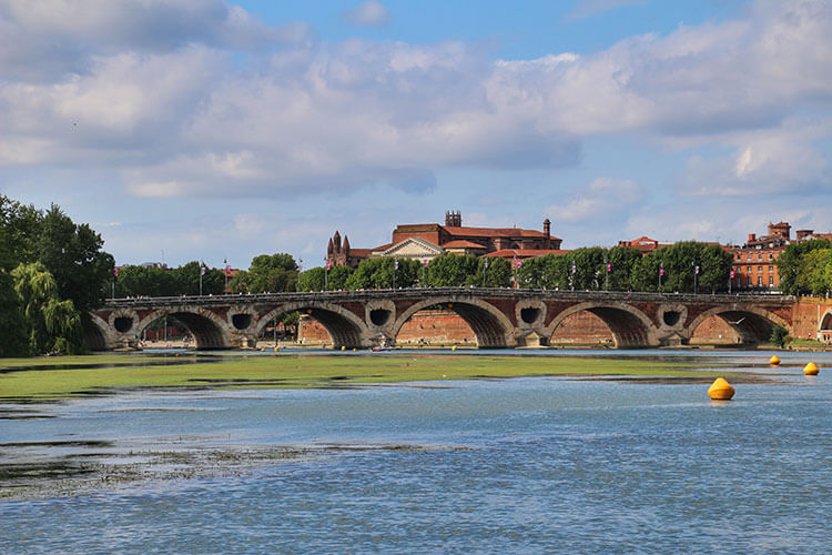 Pont Neuf, Toulouse, France