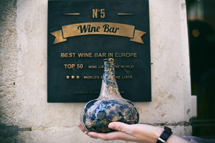 N°5 Wine Bar, Toulouse, France