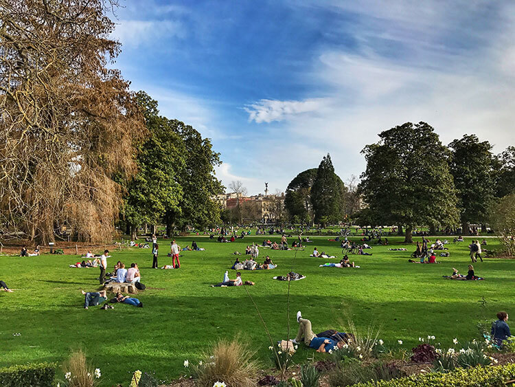 Jardin Public, Bordeaux, France
