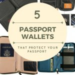 Best Passport Holders Pinterest pin