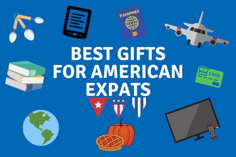 Best Gifts for American Expats Visual