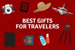 Best Gifts for Travelers collage