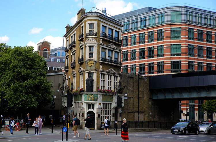 Drinking in London's History on a Historic London Pub Tour