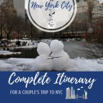 3 Days in NYC Itinerary for Couples