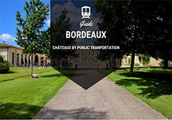 Bordeaux Wines You Can Visit by Public Transportation button
